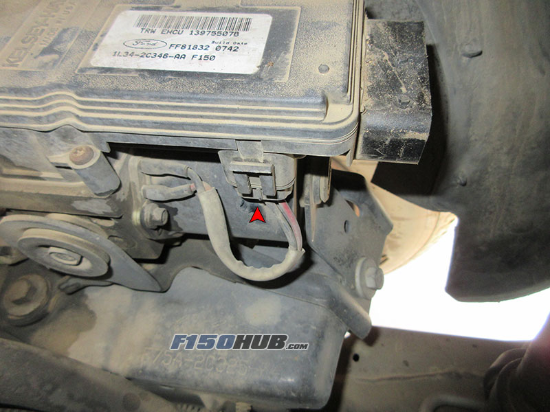 1997 - 2003 Ford F-150 ABS Module Replacement Procedures