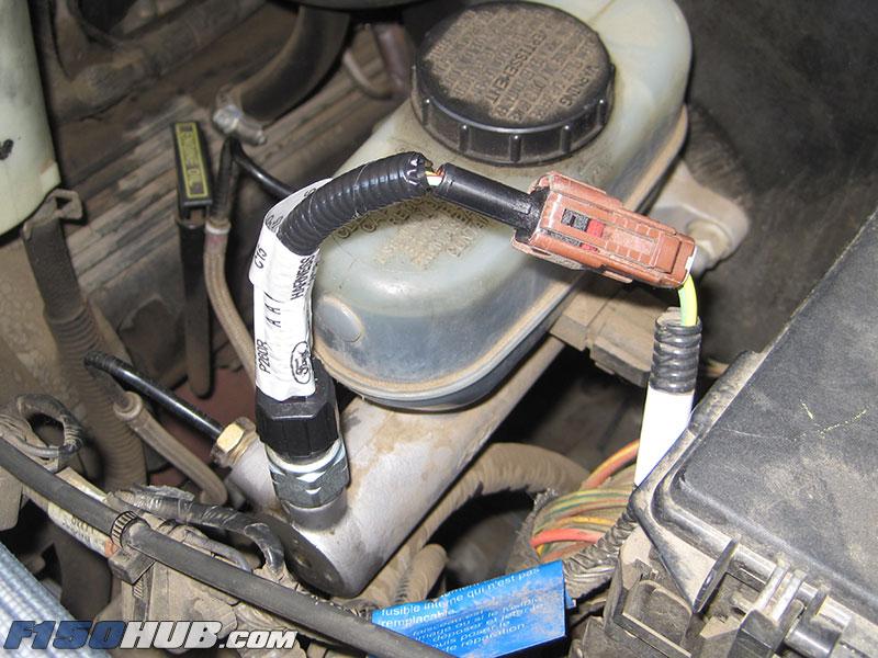 Ford F 150 Brake Pressure Sensor Replacement