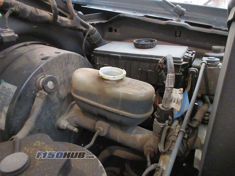 1997-2003 Ford F-150 ABS Hydraulic Unit/Pump Diagnostics