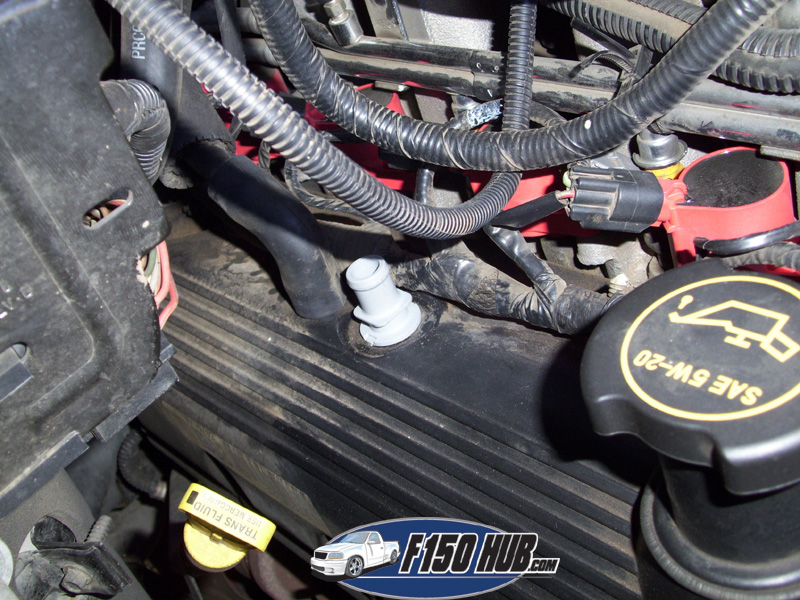 Pcv on Ford 150 4 6l Engine Diagram